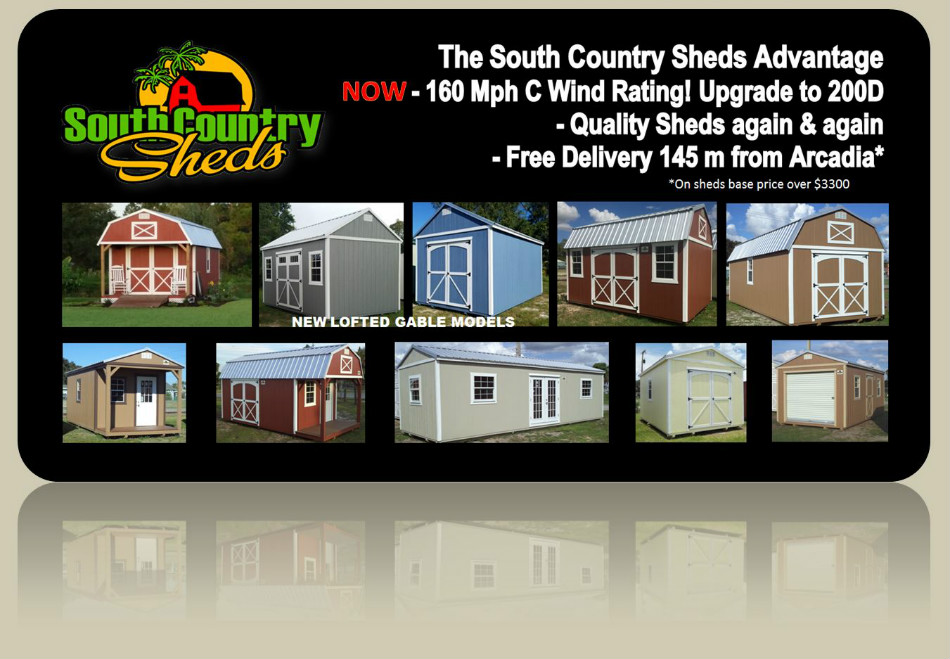 Brandon FL  WE CAN DELIVER TO Brandon FL   Storage Sheds And Barns For  Brandon
