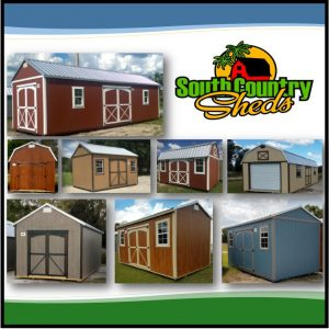 QUALITY SHEDS FOR SOUTH AND SOUTHWEST FLORDIA