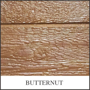 Urethane Butternut Desoto Series Shed Stain Sample